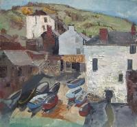 Margrete Marks (1899-1990) Portloe