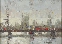 Robert Wells London Eye