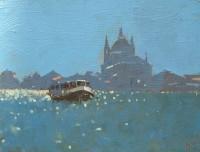 David Sawyer RBA Il Rendentore, Venice
