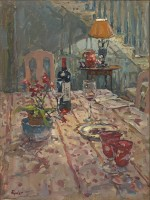 Susan Ryder The Kitchen Table