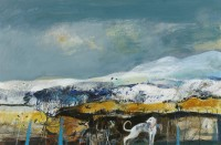 Christine Woodside Sighthound, Kinross