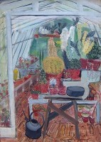 Margrete Marks (1899-1990) The Cactus House
