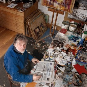 Mike Bernard RI (Born 1957) photograph