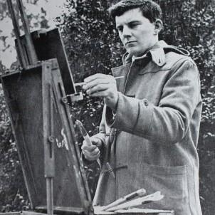 Ian Houston (b.1934) photograph