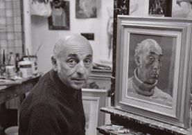 Alberto Morrocco OBE RSA RP RSW RGI (1917-1998) photograph